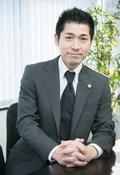 代表弁護士三平聡史の写真